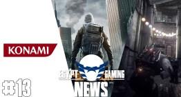 الحلقة الـ17 من EGN – تركيز Konami علي الالعاب المحمولة , تأجيل The Division و تسريبات Gears of War Remake