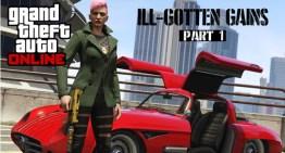 تحديد محتويات اضافة  Ill-Gotten Gains Part 1 المجانية للعبة GTA V