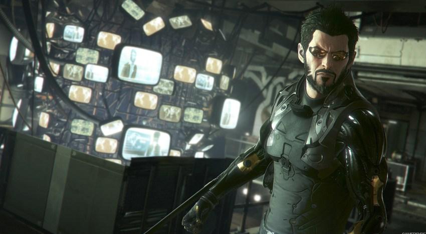عرض Gameplay جديد مدته 17 دقيقة من Deus Ex: Mankind Divided