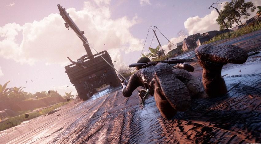 لعبة Uncharted 4 تتخطي 8.7 مليون نسخه مباعه