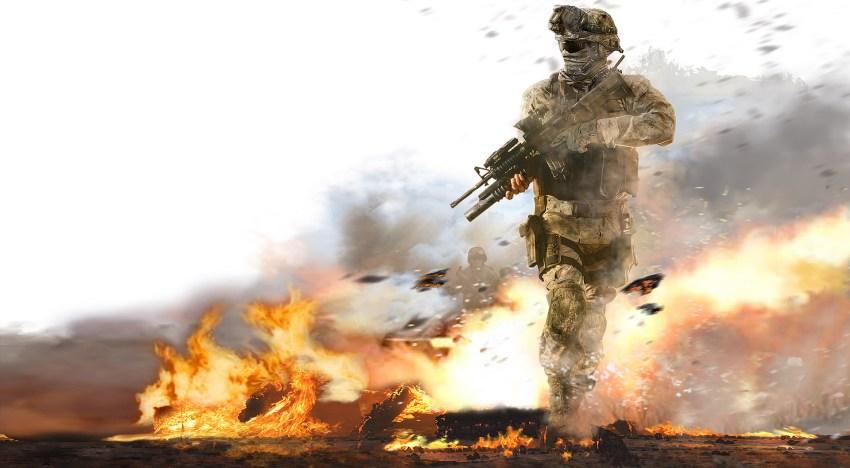 تسريب جديد يثبت وجود Rematser من Modern Warfare مع نسخة خاصة من Call of Duty: Infinite Warfare