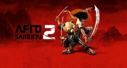 لعبة Afro Samurai 2: Revenge of Kuma متوفرة الآن على PS4 و PC