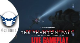 فيديو Live Gameplay من لعبة Metal Gear Solid V The Phantom Pain