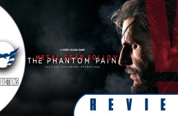 مراجعة Metal Gear Solid V : The Phantom Pain