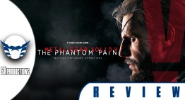 مراجعة Metal Gear Solid V : The Phantom Pain