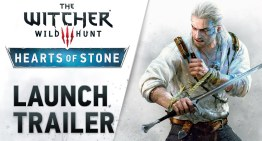 عرض اطلاق The Witcher 3: Hearts of Stone