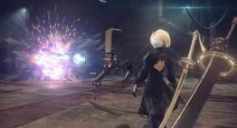 عرض جديد لشخصيات لعبة NieR: Automata  حصرية البلاي ستيشن 4