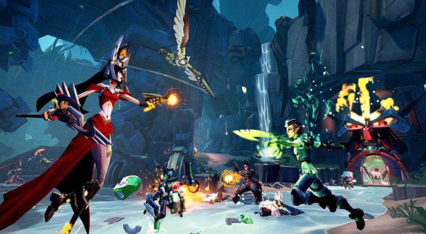 رد مخرج BattleBorn علي اشاعات تحولها للعبة مجانية