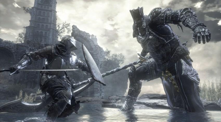 جيمبلاي من بث مباشر للـThief Class في لعبة Dark Souls 3