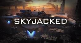 عرض جديد لخريطة Skyjacked القادمة في اضافة Call of Duty Black: OPS 3