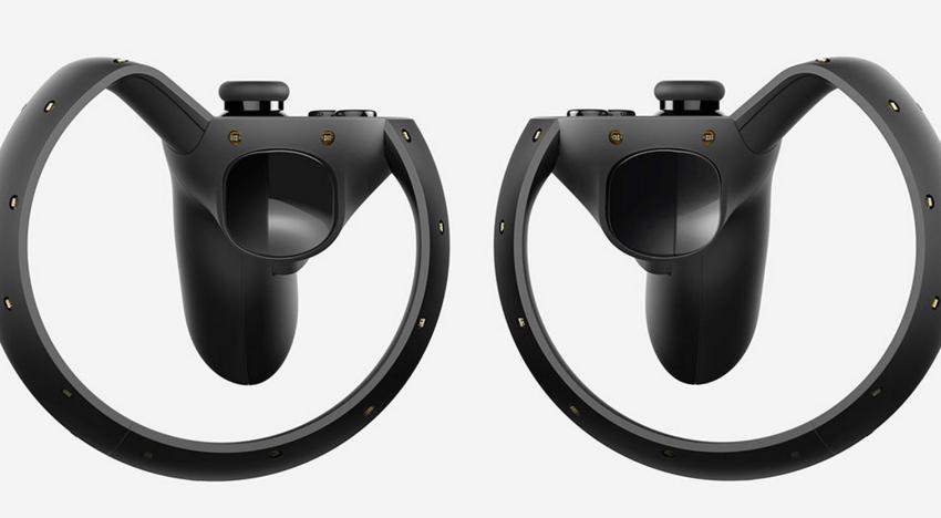 الكشف عن موعد اصدار و سعر Oculus Touch الرسمي