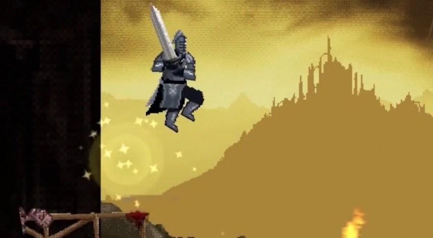 الاعلان عن نسخة للموبيلات من سلسلة Dark Souls بأسم Slashy Souls
