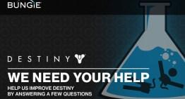 استبيان من Bungie لمعرفة سبب توقف بعض الناس عن لعب Destiny مؤخرا