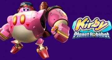الاعلان عن Kirby Planet Robobot للـNintendo 3DS