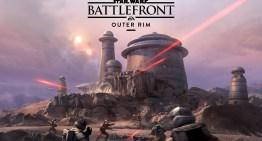 الكشف عن موعد اصدار اضافة Star Wars Battlefront الاولى Outer Rim و عرض جديد