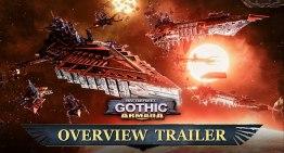 عرض جديد لـBattlefleet Gothic: Armada