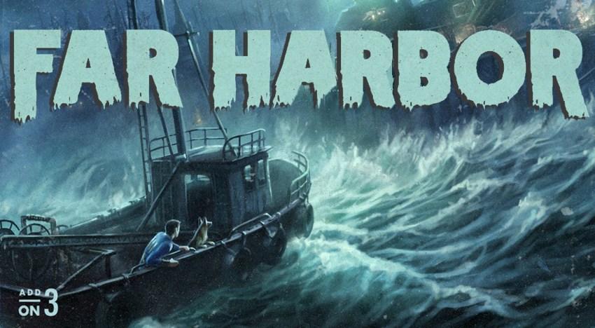 اضافة Far Harbor للعبة Fallout 4 هتكون اكبر من اضافة Shivering Isles لـElder Scrolls Oblivion