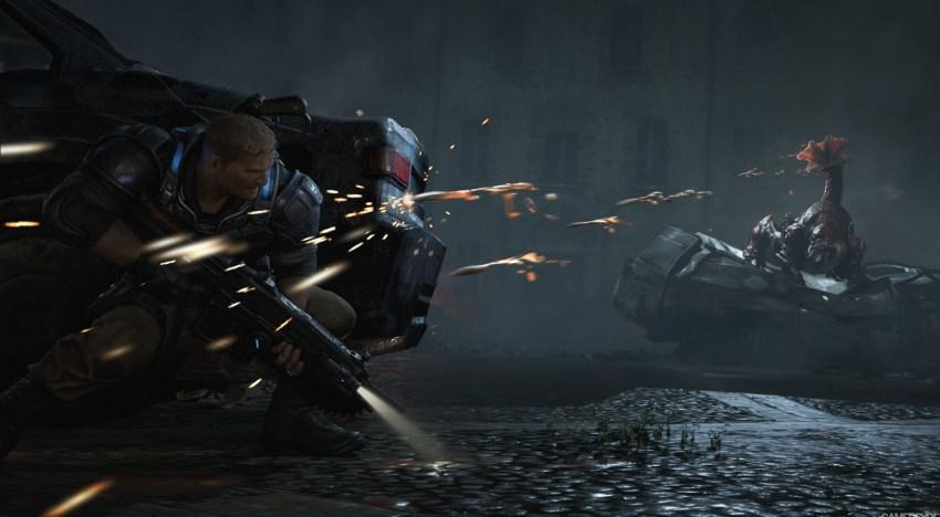 فيديو جديد لاستعراض جيمبلاي لعبة Gears of War 4 في الـMultiplayer