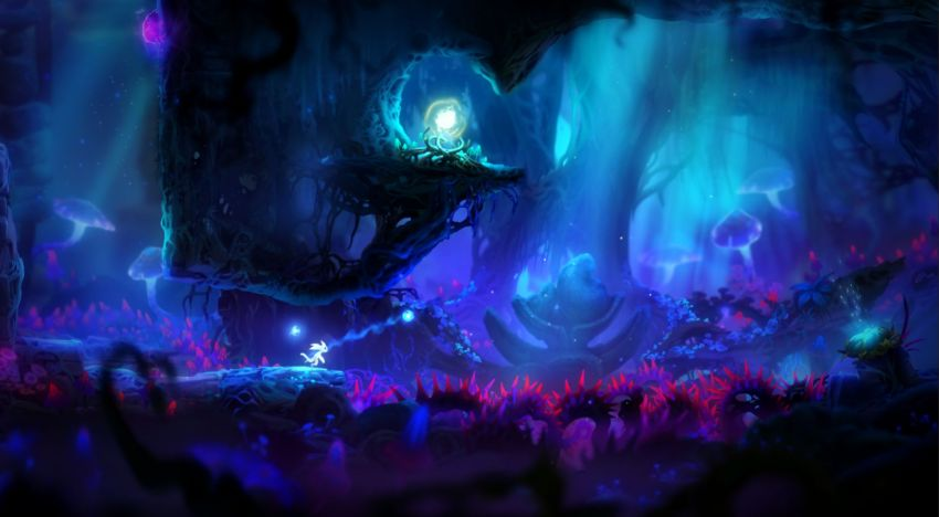 الاعلان عن Ori and the Blind Forest: Definitive Edition