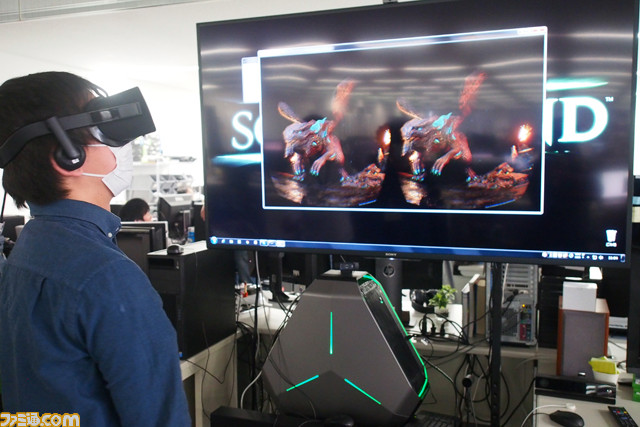 ستيديو Platinum Games يبدأ اول تجاربه في مجال الـVirtual reality
