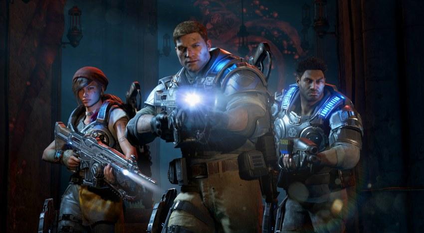 خرائط جديدة لـGears of War 4 هتبقى متوفرة في الأول من نوفمبر
