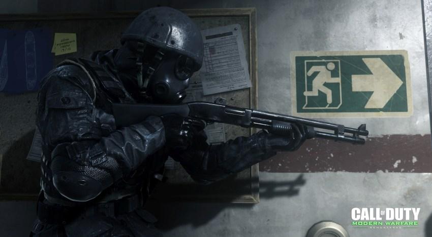 النسخة الـRemastered من Call of Duty: Modern Warfare ممكن تبقى متوفرة على حدة