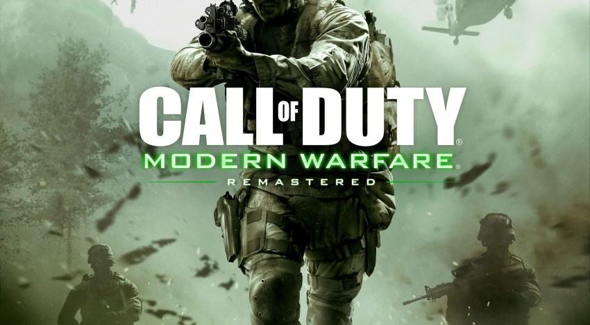 النسخة الـRemastered من Call of Duty: Modern Warfare لن تباع على حدة