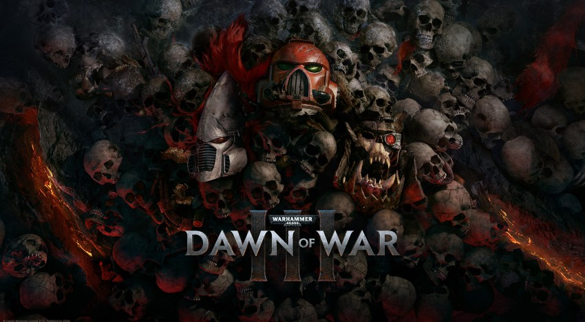 الاعلان عن الجزء التالت من  لعبة Warhammer 40,000: Dawn of War