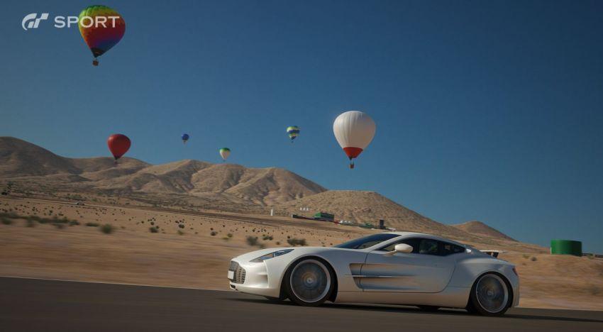 الكشف عن موعد اصدار Gran Turismo Sport و Gameplay جديد!!