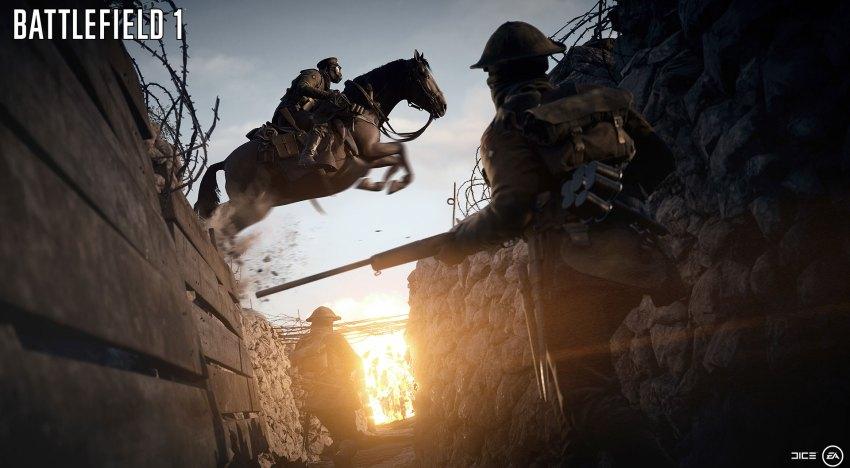 عدد المشاركين في بيتا Battlefield 1 يتخطي الـ13مليون مشارك