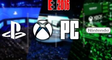 انطباعات و مناقشة مؤتمرات E3 2016 – الجزء الاول