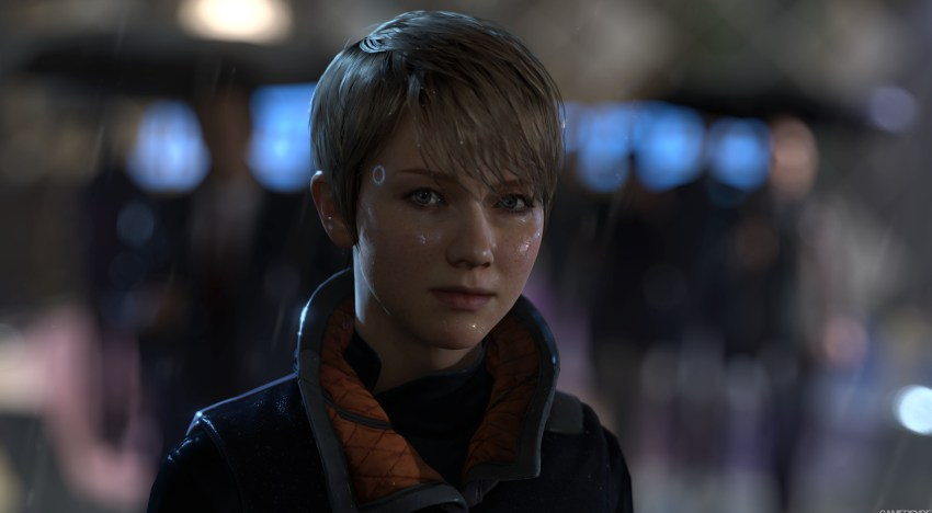 عرض جديد قوي لـDetroit: Become Human