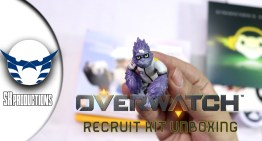 انبوكسينج للـRecruit Kit للعبة Overwatch