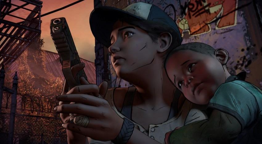معلومات و صور جديدة من الموسم التالت من لعبة The Walking Dead