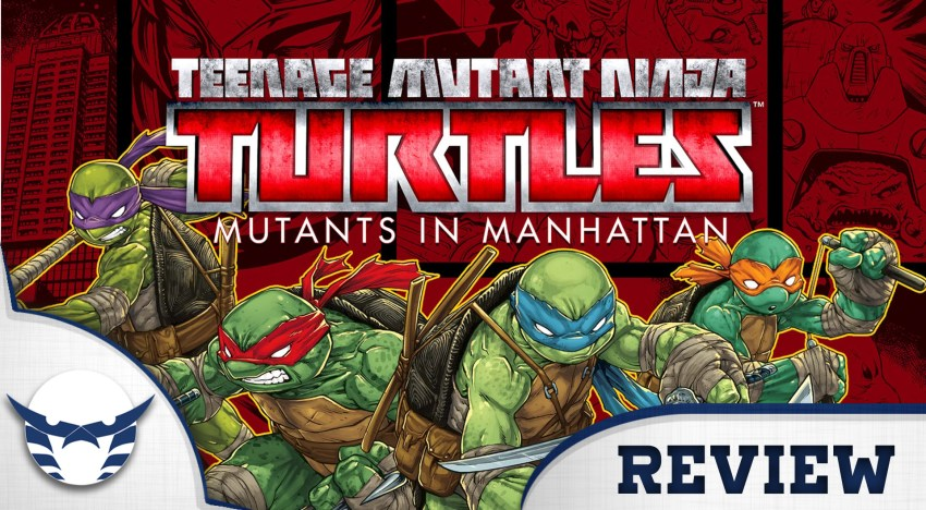 مراجعة  Teenage Mutant Ninja Turtles 2016