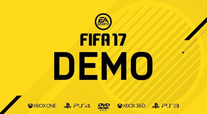 اشاعة عن موعد اصدار الـDemo الخاص بلعبة Fifa17