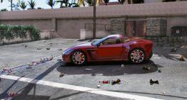 فيديو جديد لاستعراض مستوي التغييرات في GTA V بأستخدام  Redux Mod