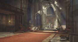 الاعلان عن خريطة جديد للعبة Overwatch بأسم Eichenwalde