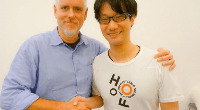 انضمام Hideo Kojima لمجلس ادارة Prologue Immersive المتخصصين في تطوير العاب الـVR