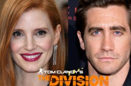 الاعلان عن فيلم The Division بشكل رسمي بطولة Jake Gyllenhaal و Jessica Chastain