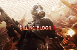 لعبة Killing Floor 2 لن تعمل بدقة 4K علي جهاز Xbox One X