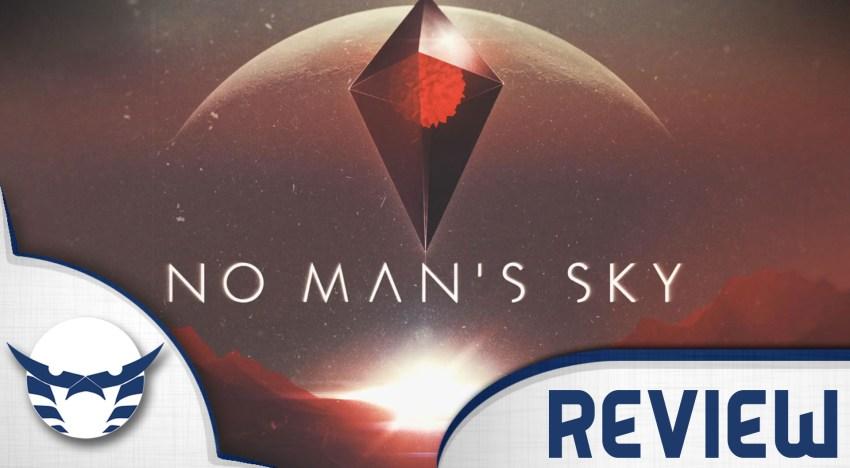 مراجعة لعبة No Man's Sky