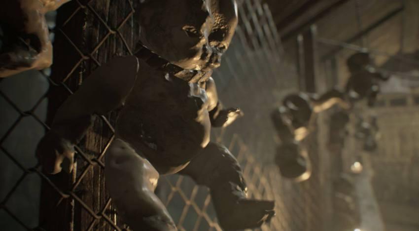 عروض صغيرة للـCrafting و استخدام الادوية في Resident Evil 7