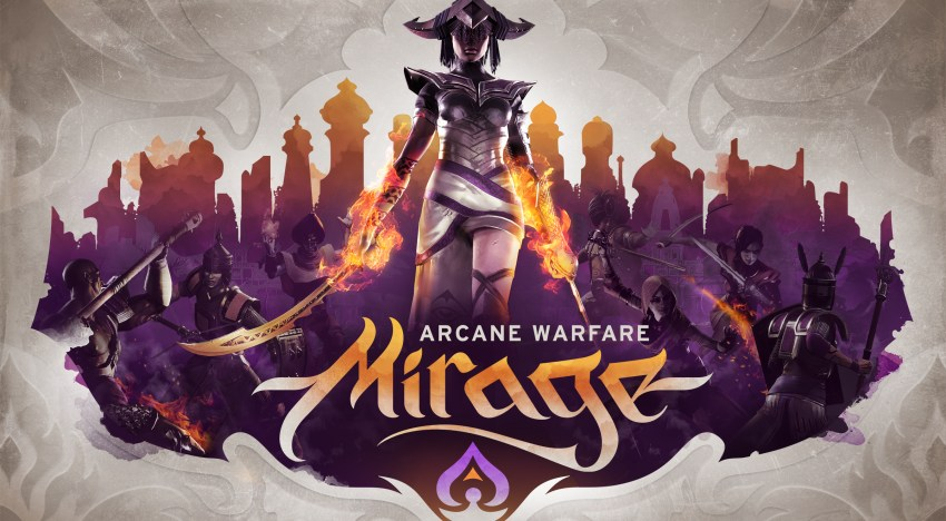 عرض Gameplay جديد من Mirage: Arcane Warfare