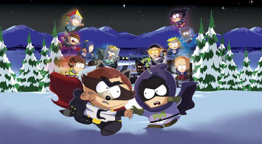 الكشف عن موعد اصدار South Park: The Fractured But Whole اخيرا