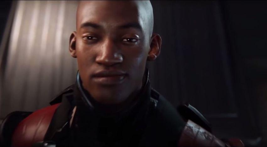 استعراض لتقنية حركة وجو الشخصيات في لعبة Star Citizen
