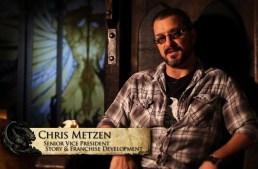 رحيل Chris Metzen اهم المطورين في Blizzard عن صناعة الالعاب بشكل كامل