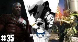 الحلقة 35 من EGN – مالتي بلاير Infinite Warfare و معلومات عن God of War و تأجيل GT sports