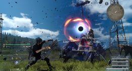 فيديوهات جديدة للتعريف بمحتوي لعبة Final Fantasy XV من شخصيات و  جوانب الجيمبلاي