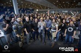 الانتهاء من تطوير Gears of War 4